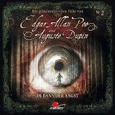 Die geheimnisvollen Fälle von Edgar Allan Poe und Auguste Dupin - Im Bann der Angst, 1 Audio-CD
