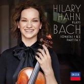 Hilary Hahn Plays Bach: Sonatas 1 & 2,Partita 1