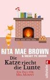 Die Katze riecht die Lunte (eBook, ePUB)
