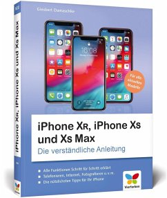 iPhone XR, iPhone XS und XS Max - Damaschke, Giesbert