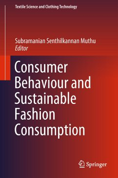 Consumer Behaviour and Sustainable Fashion Consumption (eBook, PDF)