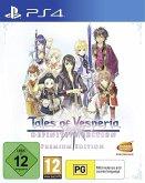 Tales of Vesperia: Definitive Edition (PlayStation 4)