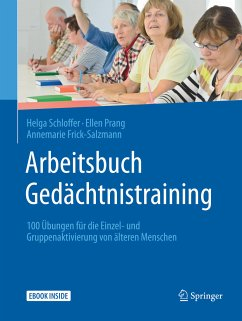 Arbeitsbuch Gedächtnistraining (eBook, PDF)