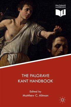 The Palgrave Kant Handbook (eBook, PDF)