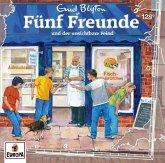 Fünf Freunde - und der unsichtbare Feind, 1 Audio-CD