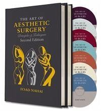 The Art of Aesthetic Surgery: Volumes 1 and 2, Second Edition: Principles & Techniques