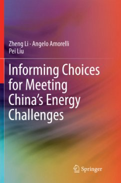 Informing Choices for Meeting China´s Energy Ch...