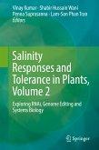 Salinity Responses and Tolerance in Plants, Volume 2 (eBook, PDF)