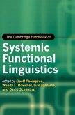 The Cambridge Handbook of Systemic Functional Linguistics