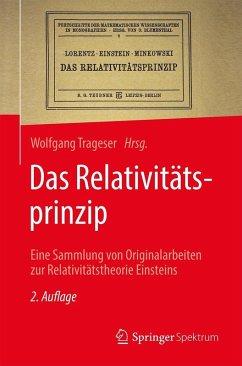 Das Relativitätsprinzip (eBook, PDF)