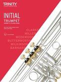 Trinity College London Trumpet, Cornet & Flugelhorn Exam Pieces 2019-2022. Initial Grade