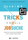 Geheime Tricks für die Jobsuche (eBook, PDF)