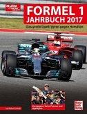 Formel 1-Jahrbuch 2017 (Mängelexemplar)