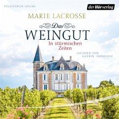 In stürmischen Zeiten / Das Weingut Bd.1 (MP3-Download) - Lacrosse, Marie