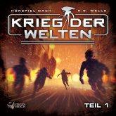 Krieg der Welten - Teil 1 (MP3-Download)