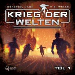 Krieg der Welten - Teil 1 (MP3-Download) - Gailus, Christian; Wells, Herbert George
