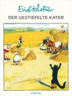 Der gestiefelte Kater (eBook, ePUB) - Kästner, Erich