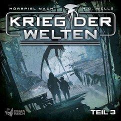 Krieg der Welten, 1 Audio-CD - Wells, H. G.