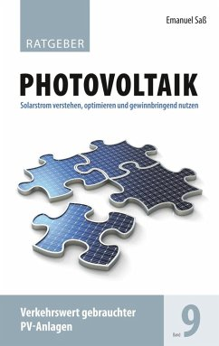 Ratgeber Photovoltaik Band 9 (eBook, ePUB)