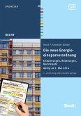 Die neue Energieeinsparverordnung (eBook, PDF)