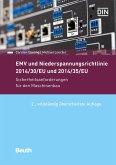 EMV und Niederspannungsrichtlinie 2014/30/EU und 2014/35/EU (eBook, PDF)
