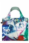 LOQI Bag MARC CHAGALL I and the Village