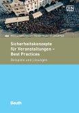 Sicherheitskonzepte für Veranstaltungen - Best Practices (eBook, PDF)