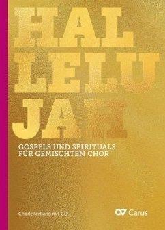 Gospels and Spirituals for mixed choir