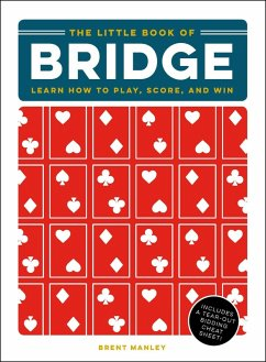 The Little Book of Bridge (eBook, ePUB) - Manley, Brent