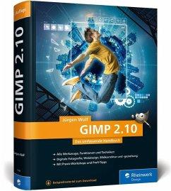 GIMP 2.10 - Wolf, Jürgen