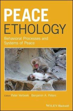 Peace Ethology (eBook, ePUB)