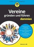 Vereine gründen und führen für Dummies (eBook, ePUB)