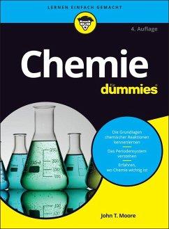 Chemie für Dummies (eBook, ePUB) - Moore, John T.