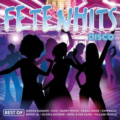 Fetenhits-Disco (Best Of) - Diverse
