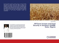 Off-Farm Income and Food Security in Southern G...