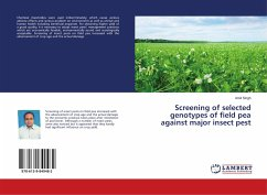 Screening of selected genotypes of field pea ag...