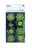 Washi Sticker, Spinnen