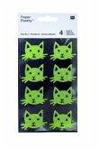 Washi Sticker, Katzen