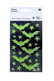 Washi Sticker, Fledermaus