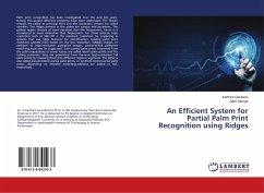 An Efficient System for Partial Palm Print Recognition using Ridges
