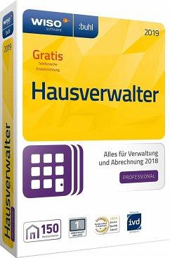 WISO Hausverwalter 2019 Professional - Alles für Verwaltung und Abrechnung 2018