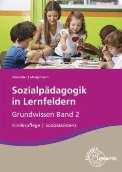 Sozialpädagogik in Lernfeldern Grundwissen Lernfelder 5-8 - Marwedel, Ulrike; Morgenstern, Alma