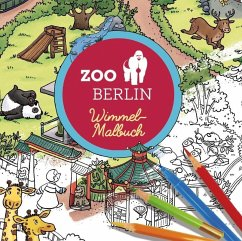 Zoo Berlin Malbuch
