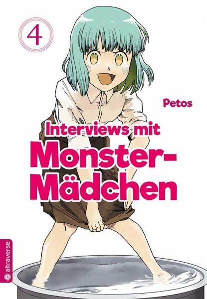 Interviews mit Monster-Mädchen Bd.4 von Petos als