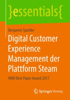 Digital Customer Experience Management der Plattform Steam
