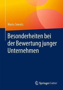 Besonderheiten bei der Bewertung junger Unternehmen - Smeets, Mario