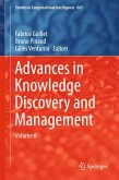 Advances in Knowledge Discovery and Management (eBook, PDF)
