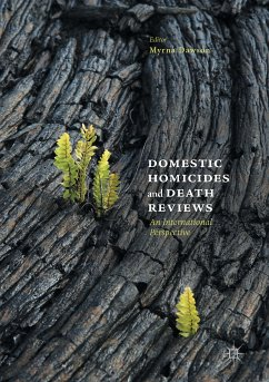 Domestic Homicides and Death Reviews (eBook, PDF)