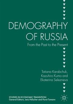 Demography of Russia (eBook, PDF)