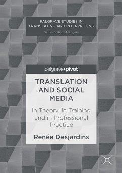 Translation and Social Media (eBook, PDF)